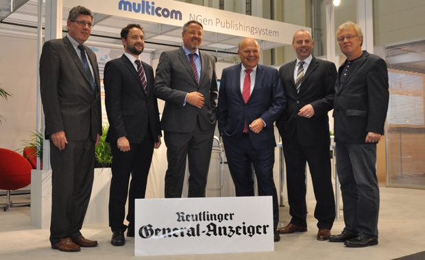Reutlinger general anzeiger investiert in multimedia for Reutlinger general anzeiger immobilien