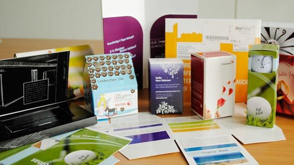 Verpackungen aus dem Digitaldruck