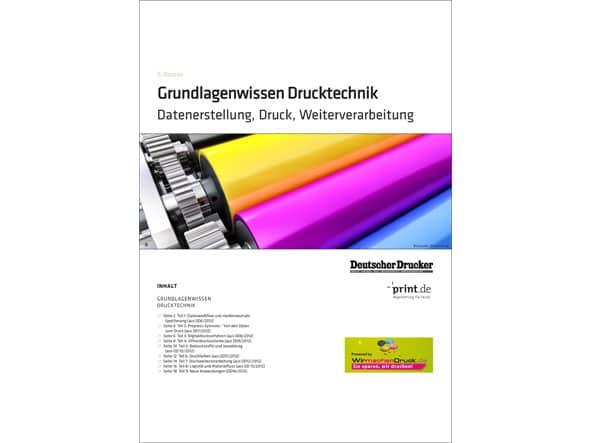 """E-Dossier """"Grundlagenwissen Drucktechnik"""""""