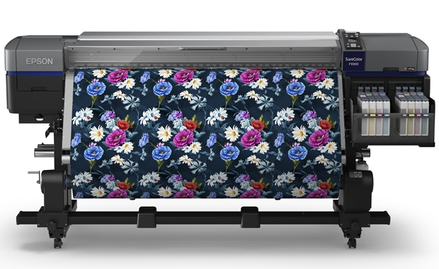 Für die Textildrucker der Surecolor-SC-F-Reihe von Epson gibt es eine neue RIP Software namens Edge Print.