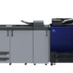 Konica Minolta hat die neue Serie Accurio Press C3080 vorgestellt. Die Produktionsdrucksysteme gibt es in einer Version für Einsteiger und in einer Version für Druckereien mit höherem Druckvolumen. Zudem soll es später auch noch eine P-Version geben.