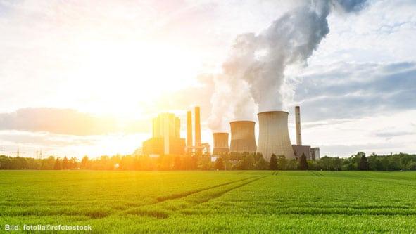 Umweltfreundliches Drucken nach EU-Richtlinien schützt auch die Luft