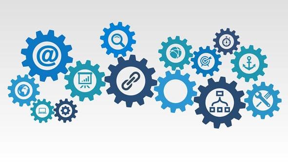 JDF verbindet die Bereiche einer Druckerei