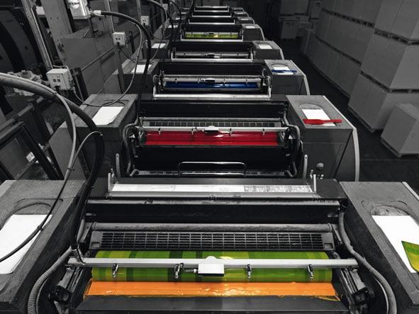 Saxoprint ist eine erfolgreiche Online-Druckerei