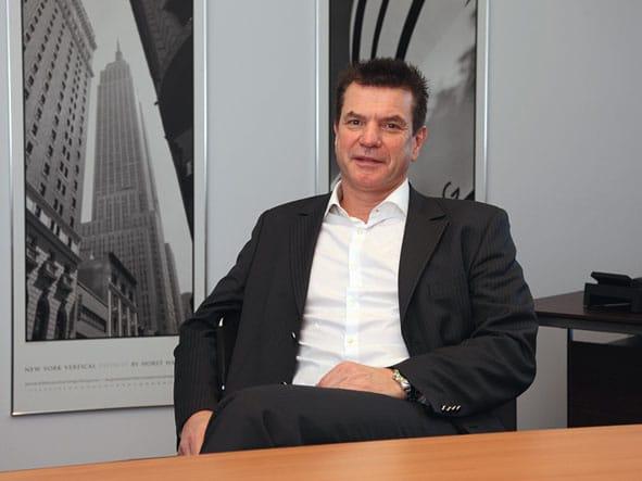 Klaus Sauer, Geschäftsführer der Online-Druckerei Saxoprint
