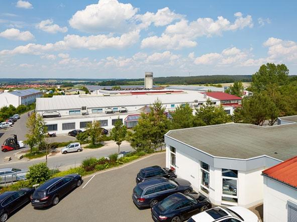 Onlineprinters GmbH, Firmensitz Neustadt/Aisch