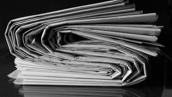 Papiersorte Zeitungsdruckpapier