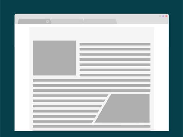 Web-to-Print: Browser-gestützte Dokumentbearbeitung