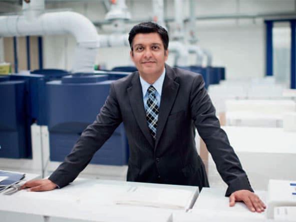 Yogesh Torani, Geschäftsführer Books on Demand GmbH