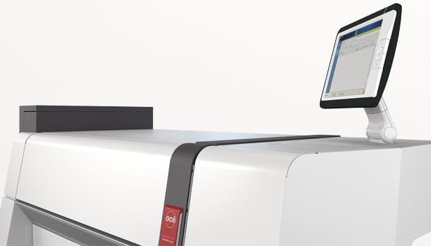 Viel gibt Canon zur neuen Océ Colorwave 9000 noch nicht Preis, aber das Single-Pass-Großformatdrucksystem feiert seine Premiere auf der Fespa 2018 in Berlin.
