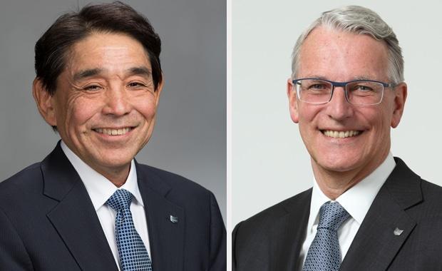Yuichi Ishizuka folgt als Präsident und CEO von Canon EMEA auf Rokus van Iperen.
