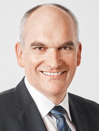 Winfried Schaur, Executive Vice President, UPM Communication Papers