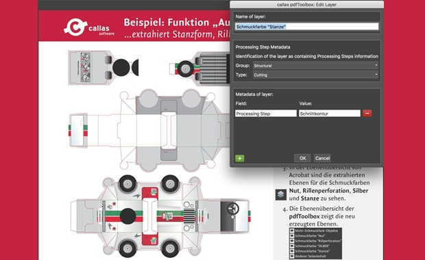 Druckvorstufe: Callas PDF Toolbox mit »Sifter«-Technologie