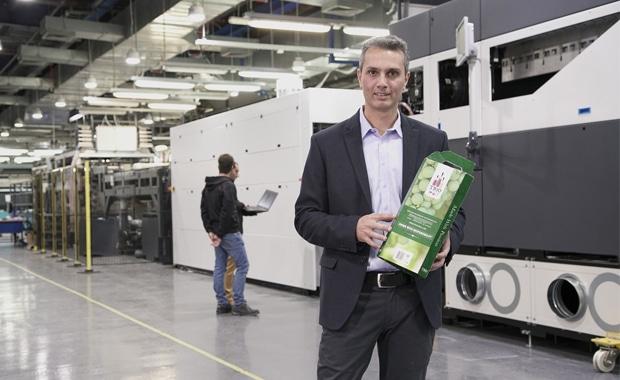 Verpackungsdruck: Markteinschätzung digitaler Wellpappe-Direktdruck (Postprint)