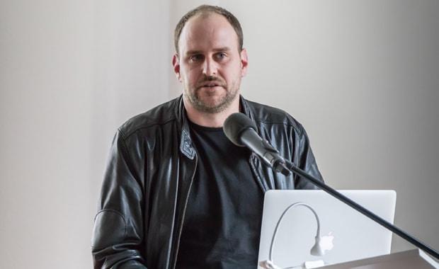 Typografie: Interview mit Jérôme Kniebusch anlässlich der LTT 2018.