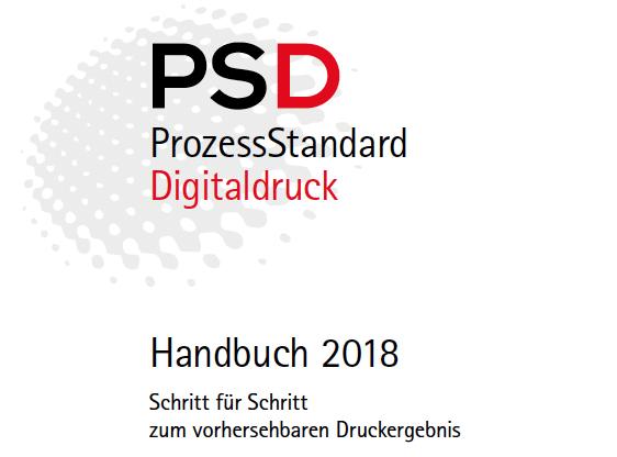 Die neue Version des PSD-Handbuchs umfasst zahlreiche Neuerungen und ist über die Fogra erhältlich.