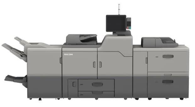 Die neue Ricoh Pro C7200sl ist laut Hersteller ab sofort erhältlich.