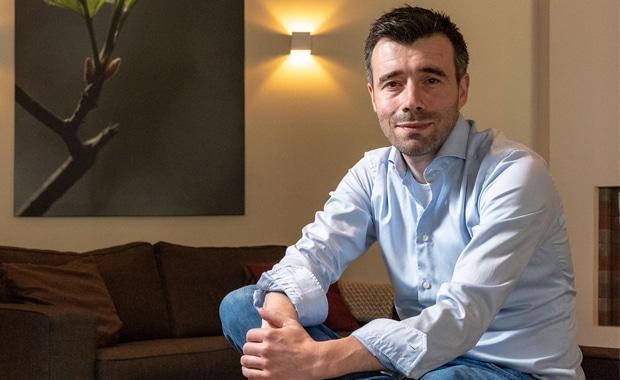 Ross Paterson, der neue CEO beim Database Publishing Spezialisten Woodwing Software.