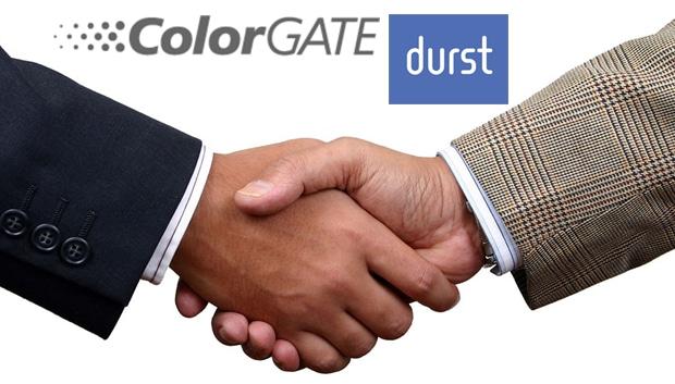 Der Softwarehersteller Colorgate und der Hersteller von Großformatdruckmaschinen Durst Phototechnik haben eine exklusive Vertriebspartnerschaft im Bereich Digitaldruck auf Fliesen bekanntgegeben.