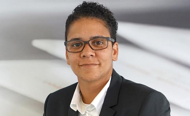 Marisa Dütsch, Vertriebsleiterin bei der Spezialistin für Druckweiterverarbeitung, der Horizon GmbH (Quickborn).