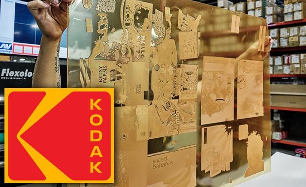 """Kodak scheint einen Käufer für seine """"Flexographic Packaging Division"""", also seine Sparte für den Flexo-Verpackungsdruck, gefunden zu haben."""