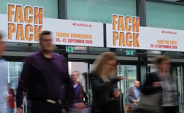 Die Fackpack findet vom 25. bis 27. September in Nürnberg statt. HP wird unter anderem eine kompostierbare Verpackung präsentieren.