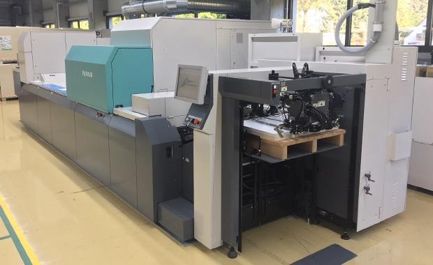 Der Verpackungsspezialist Ebro Color hat in eine Jet Press 720S von Fujifilm investiert. Das B2-Inkjet-Drucksystem soll noch in diesem Monat in Betrieb genommen werden.