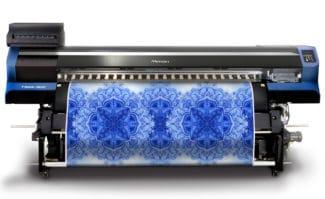 Mimaki hat mit dem TS55-1800 einen neuen Thermosublimationsdrucker angekündigt.