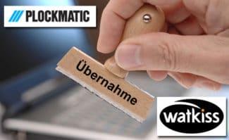 Es tut sich was im Markt für Broschürenfertigungsanlagen: Die schwedische Plockmatic Group hat den britischen Hersteller Watkiss übernommen.