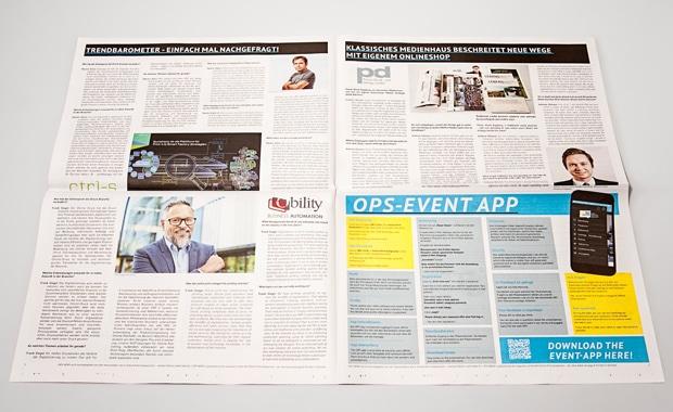 Web-to-Print im Zeitungsdruck