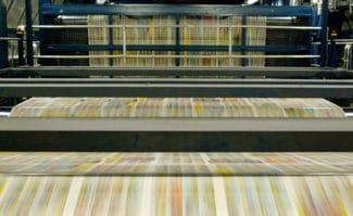 Die CMG NWE ist europaweit das erste Unternehmen, dass die Publication Print Suite von EFI im Rollenoffset einsetzt.