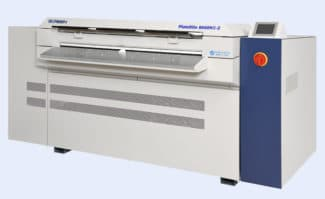 Computer-to-Plate: die neue Screen PlateRite 8600NII-Thermobelichter-Serie.
