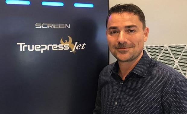 Steven Polland verstärkt als neuer Area Sales Manager für Deutschland das Vertriebsteam von Screen Europe.