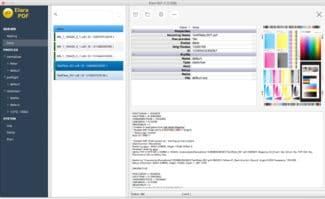 Elara PDF: neues Modul des Fujifilm Elara-5-Workflow zur Überprüfung, Reparatur und Normalisierung von PDF-Dateien vor der Zeitungsdruck-Produktion.