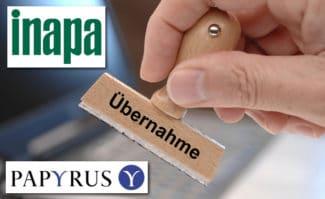 Die Inapa-Gruppe übernimmt Papyrus Deutschland und damit die Papiervertriebsaktivitäten in Deutschland von der Optigroup AB.