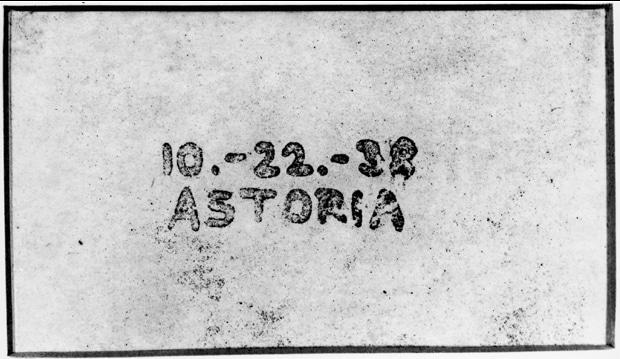Am 22. Oktober 1938 entstand dank des amerikanischen Physikers und Patentanwalts Chester Carlson die erste xerografische Kopie der Welt.