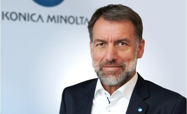 Jörg Hartmann ist seit November neuer Chief Operations Officer bei der Konica Minolta Business Solutions Deutschland GmbH.