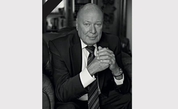 Druckindustrie: Nach kurzer, schwerer Krankheit im Alter von 88 Jahren verstorben: Firmenchef Wolfgang Möller.