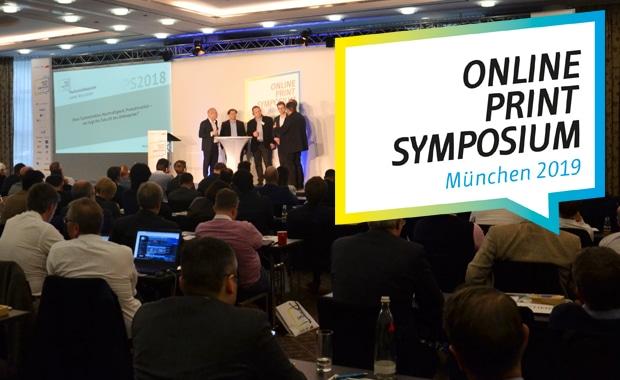 Das Online Print Symposium 2019 findet am 3. und 4. April in Unterschleißheim statt.