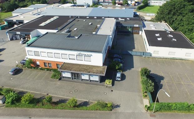 Bogenoffset: Mit rund 100 Mitarbeitern und einem modernen Maschinenpark gehört die Rehms Druck GmbH in Borken zu den leistungsstärksten Druckereien in NRW.