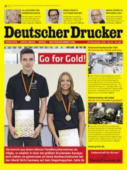 Produkt: Deutscher Drucker 24/2018