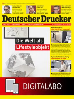 Produkt: Deutscher Drucker Digitalabo