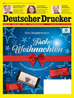 Produkt: Deutscher Drucker 25-26/2018