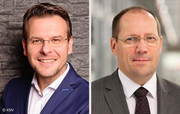 Jens Neuner übernimmt ab April 2019 die Position als Logistik-Geschäftsführer der KNV-Gruppe. Er folgt damit auf Uwe Ratajczak, der das Unternehmen bereits zum Jahreswechsel verlassen wird.