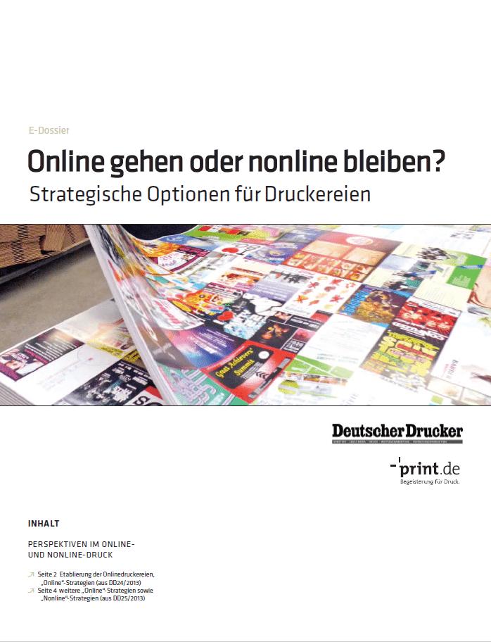 Produkt: Download »Onlineprinters, Flyeralarm und Co.«