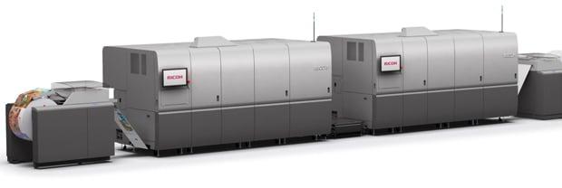 Die Ricoh Pro VC70000 wird auf den Hunkeler Innovationdays weltweit zum ersten Mal live präsentiert.