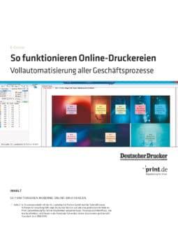 Produkt: Download »So funktionieren moderne Online-Druckereien«