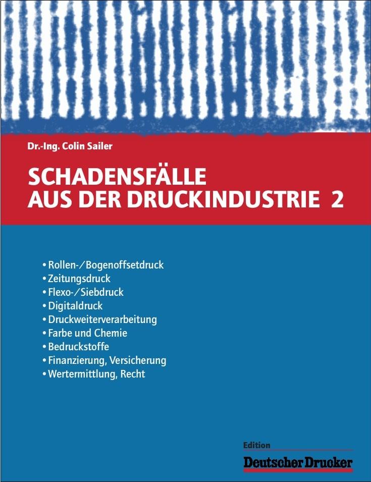 Produkt: Schadensfälle aus der Druckindustrie (Ausgabe 2)