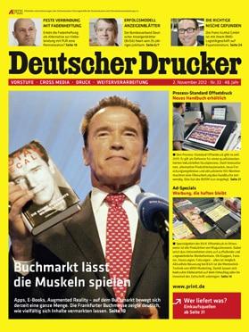 Produkt: Deutscher Drucker 33/2012 Digital