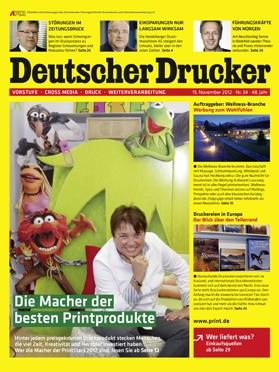 Produkt: Deutscher Drucker 34/2012 Digital